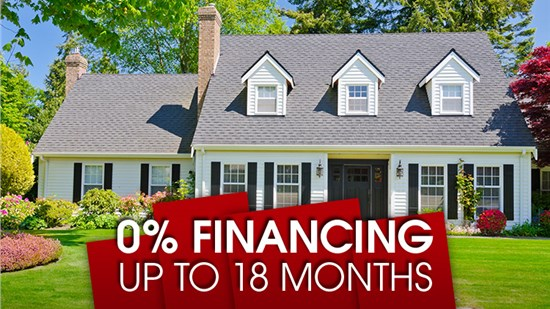 Interest Free Financing Options