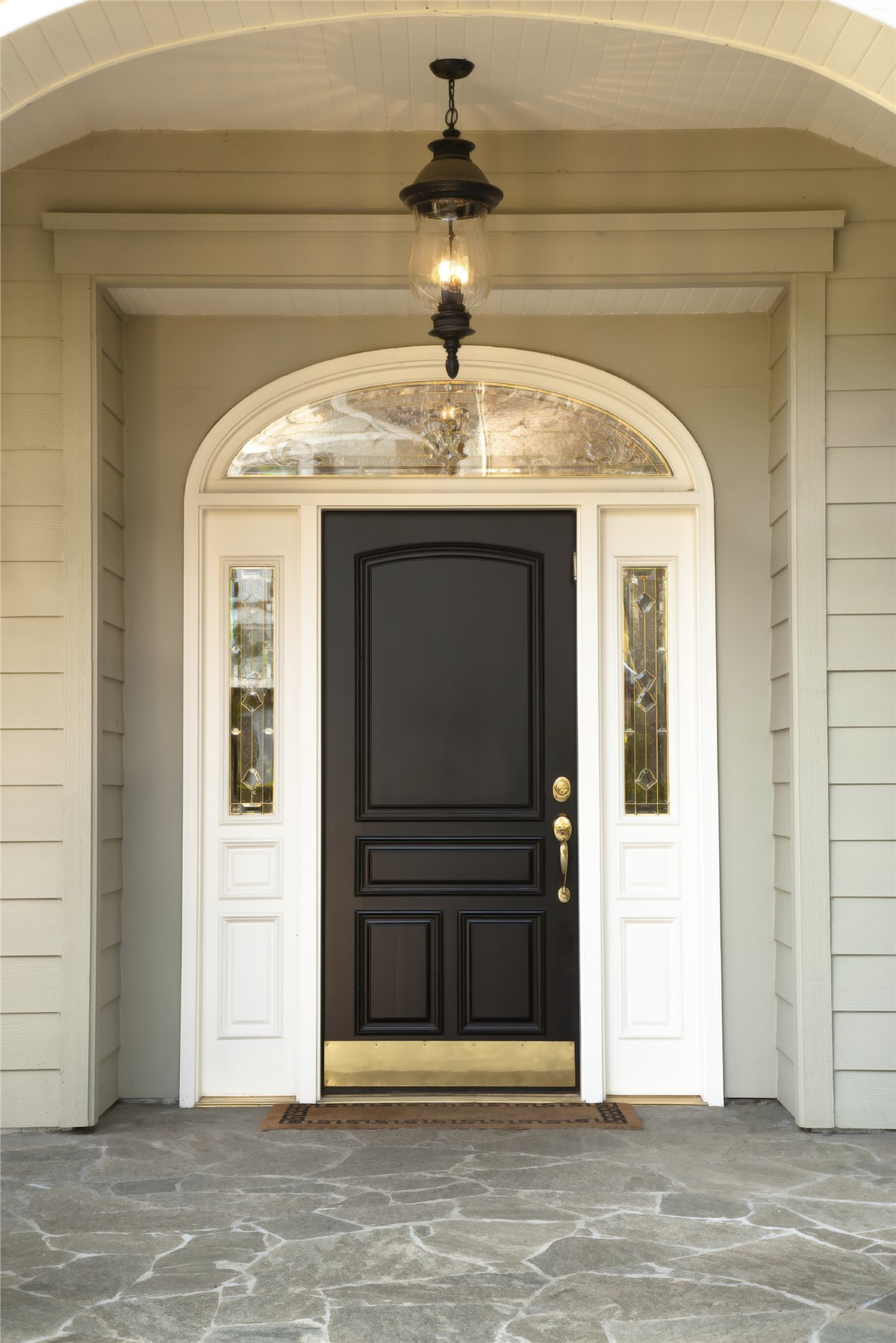 Fiberglass Entry Doors 4 & Fiberglass Entry Doors - All Weather Seal of West Michigan