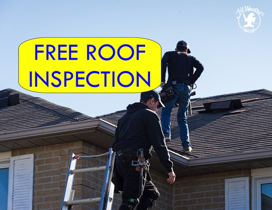 Free Roof Inspection And Quote All Weather Seal Of West