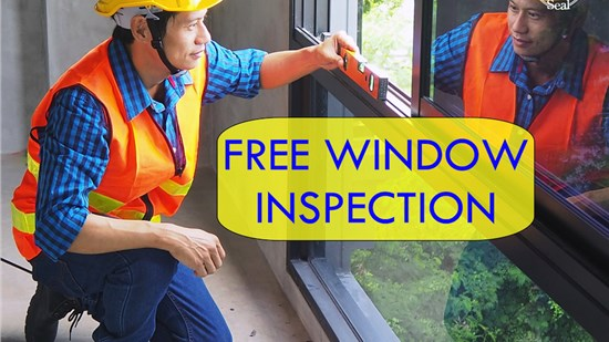 FREE INSPECTION AND QUOTE!