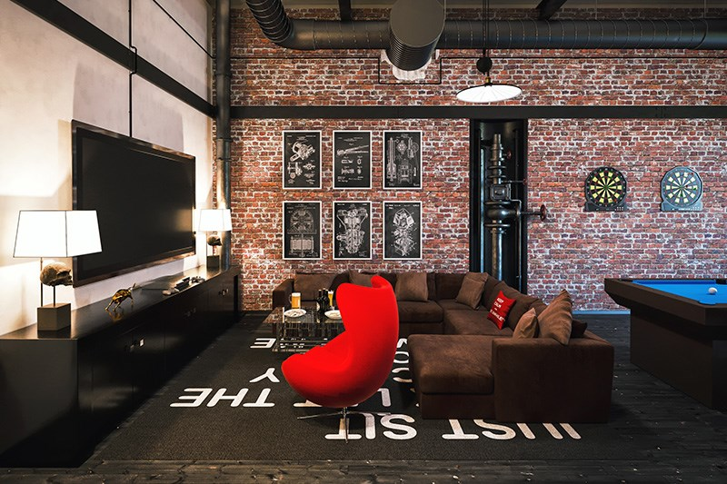 Tips for Turning Your Garage into a Man Cave