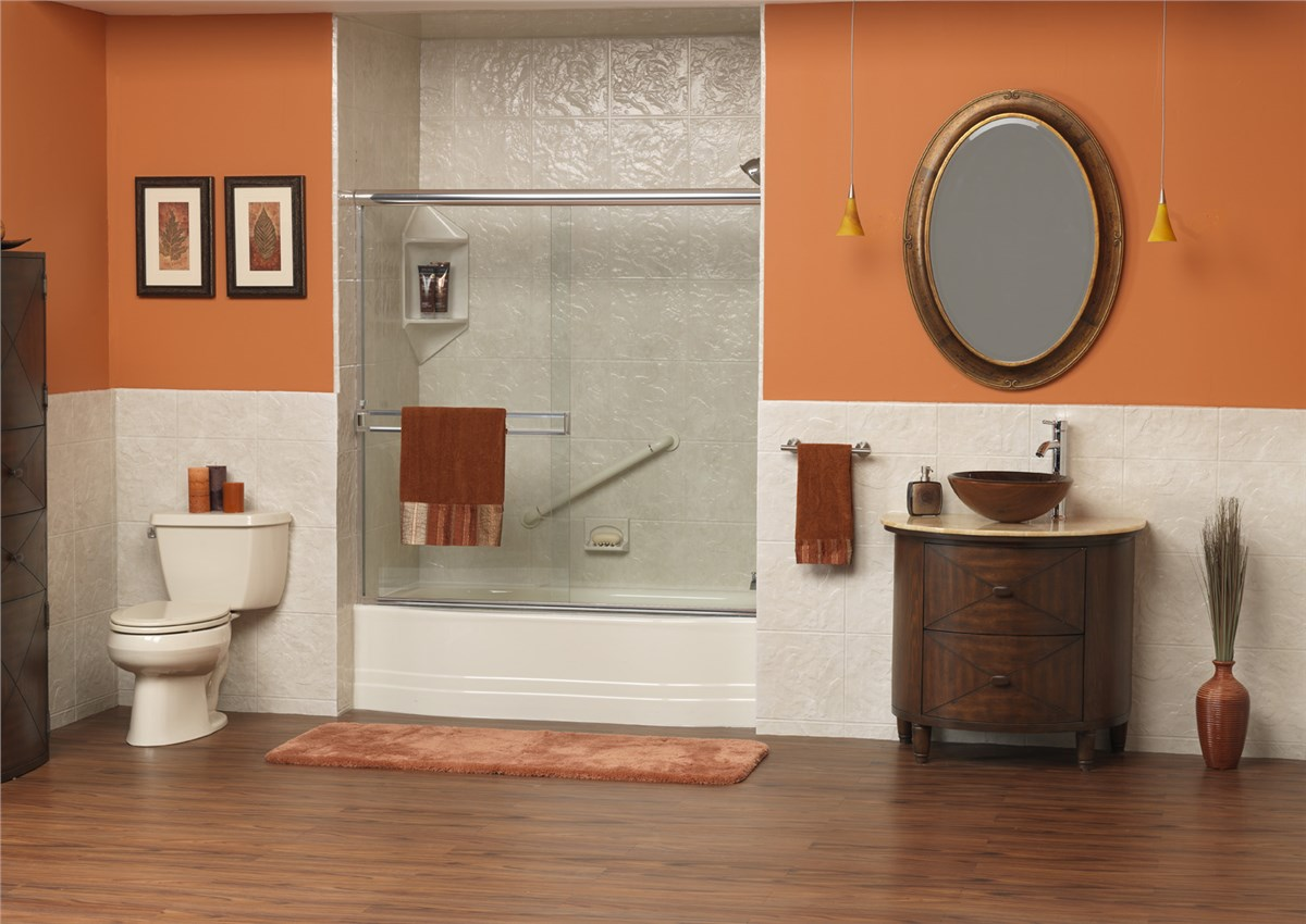 American Bath And Shower Company south carolina shower to tub conversions | greenville shower