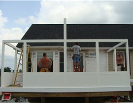 Sunroom Installation Photo 4