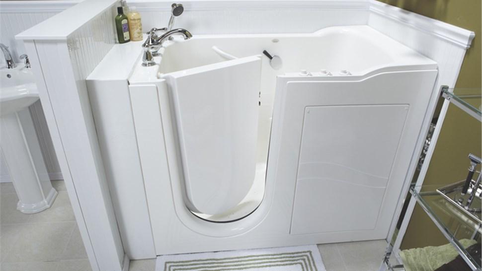 Bathroom Remodeling - Walk In Tubs Photo 1