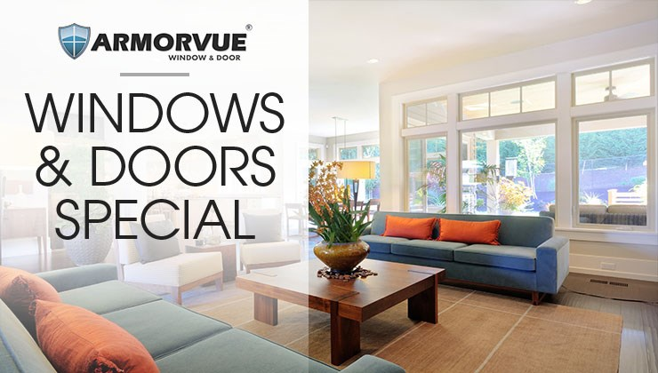 33% Off All Windows & Doors