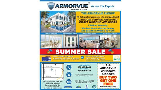 Boca Raton Summer Sale