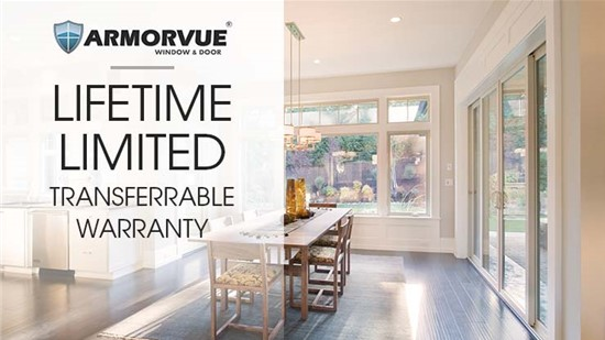 Lifetime Limited Transferrable Warranty