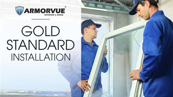 Gold Standard Installation
