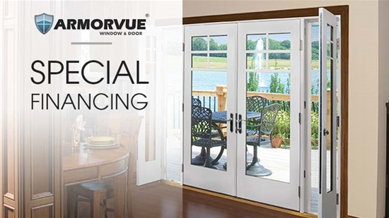 Flexible Financing to Fit Any Remodeling Budget & Armorvue Window u0026 Door Offers pezcame.com