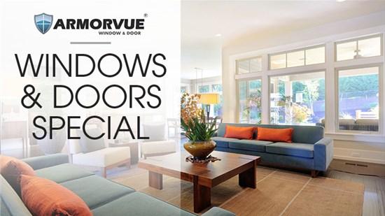 33% Off All Windows & Doors