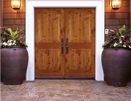 Doors - Wood Entry Doors Photo 4