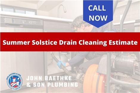 Drain Cleaning Estimate