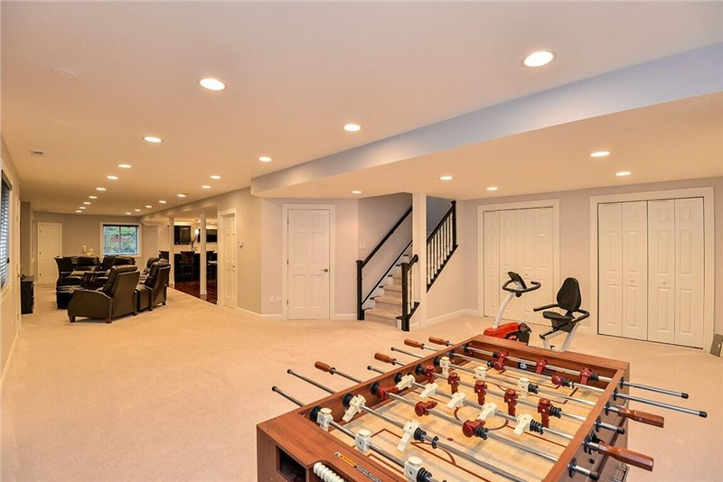 remodeling your basement in cincinnati