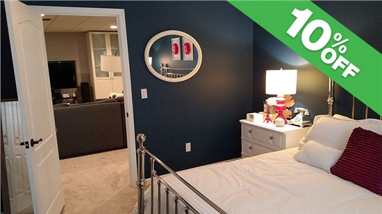 Get 10% Off Your Basement Remodel!