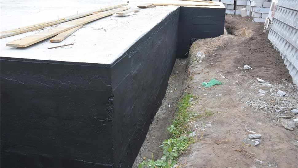 Waterproofing - Foundation Waterproofing Photo 1