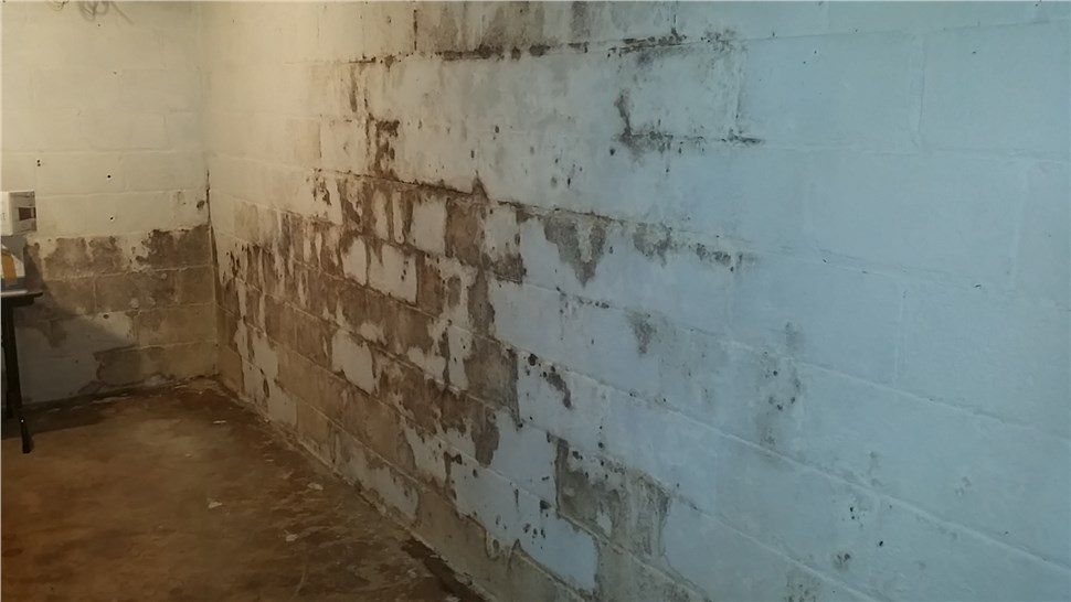 Basement Repair Photo 1