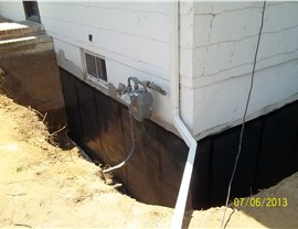 Basement Waterproofing - Foundation Sealing Photo 3