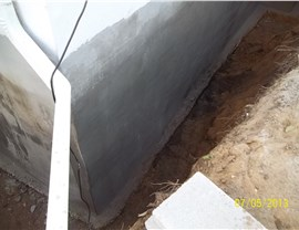 Basement Waterproofing - Foundation Sealing Photo 4