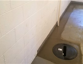 Basement Waterproofing Photo 3