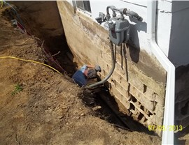 Basement Waterproofing - Foundation Sealing Photo 2