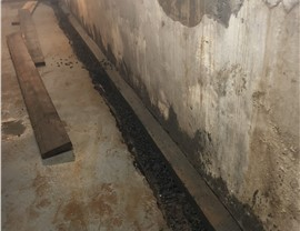 Footings can be installed on homes with no footing