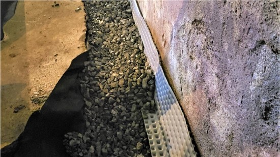 French Drains Transferable Lifetime warranties since 1961