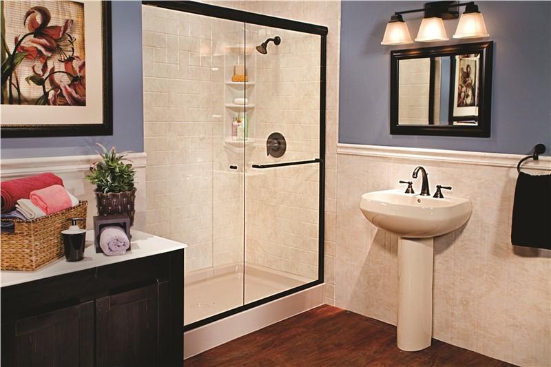 wet area bathroom