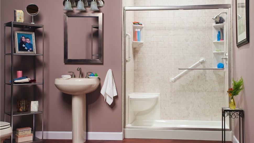 Bath Conversions - Tub to Shower Photo 1
