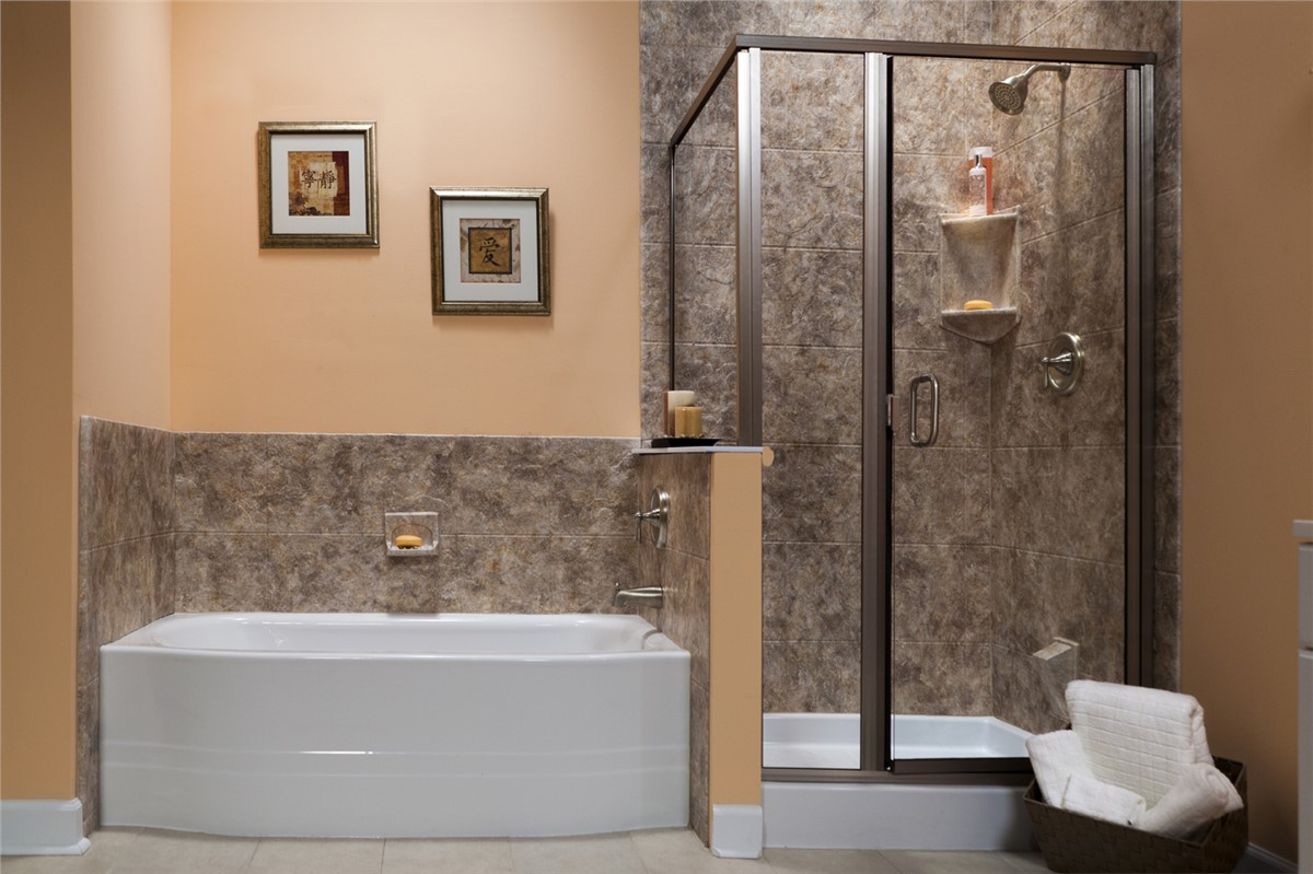 Dallas Bath Wall Surrounds Wall Surround Installation In Fort