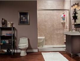Bath Conversions - Tub to Shower Photo 4