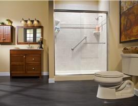 Bath Conversions - Tub to Shower Photo 3