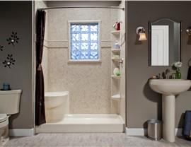 Bath Conversions - Tub to Shower Photo 2