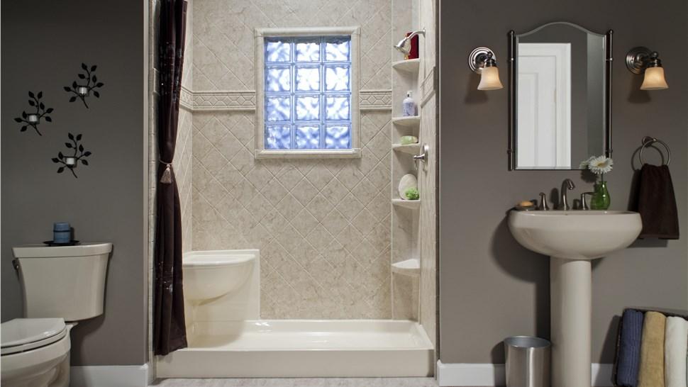 Bathtub - Bath Wall Surrounds Photo 1
