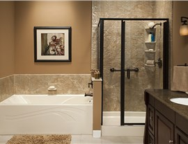 Showers - Shower Wall Surrounds Photo 4