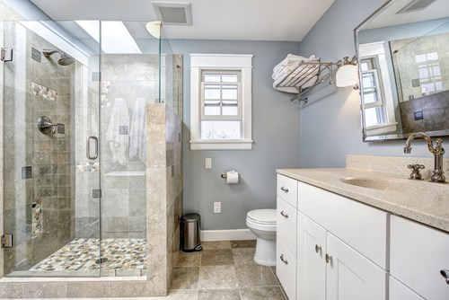 Comparing Four Popular Shower Wall Materials