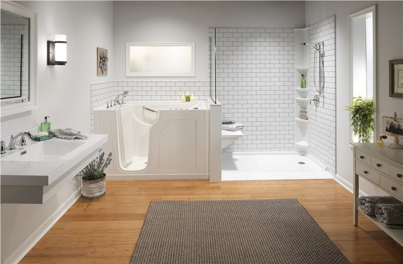 5 Bathroom Remodeling Ideas that Improve Accessibility