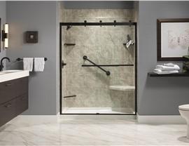 Bath Conversions - Tub to Shower Conversions Photo 3