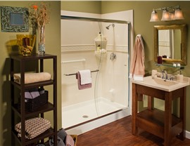 Bath Conversions - Tub to Shower Conversions Photo 4