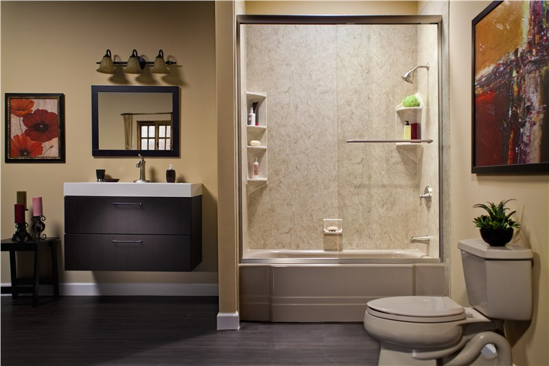Transform Your Bathroom In Just One Day With Bath Planet - Bathroom in a day