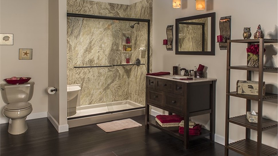 Shower Wall Surrounds in NJ   Bathroom Remodeling NJ  Bath Pros of ...