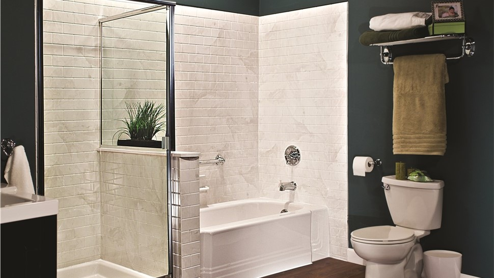 New Jersey Bath Wall Surrounds | Bathroom Remodeling NJ | Bath Pros ...
