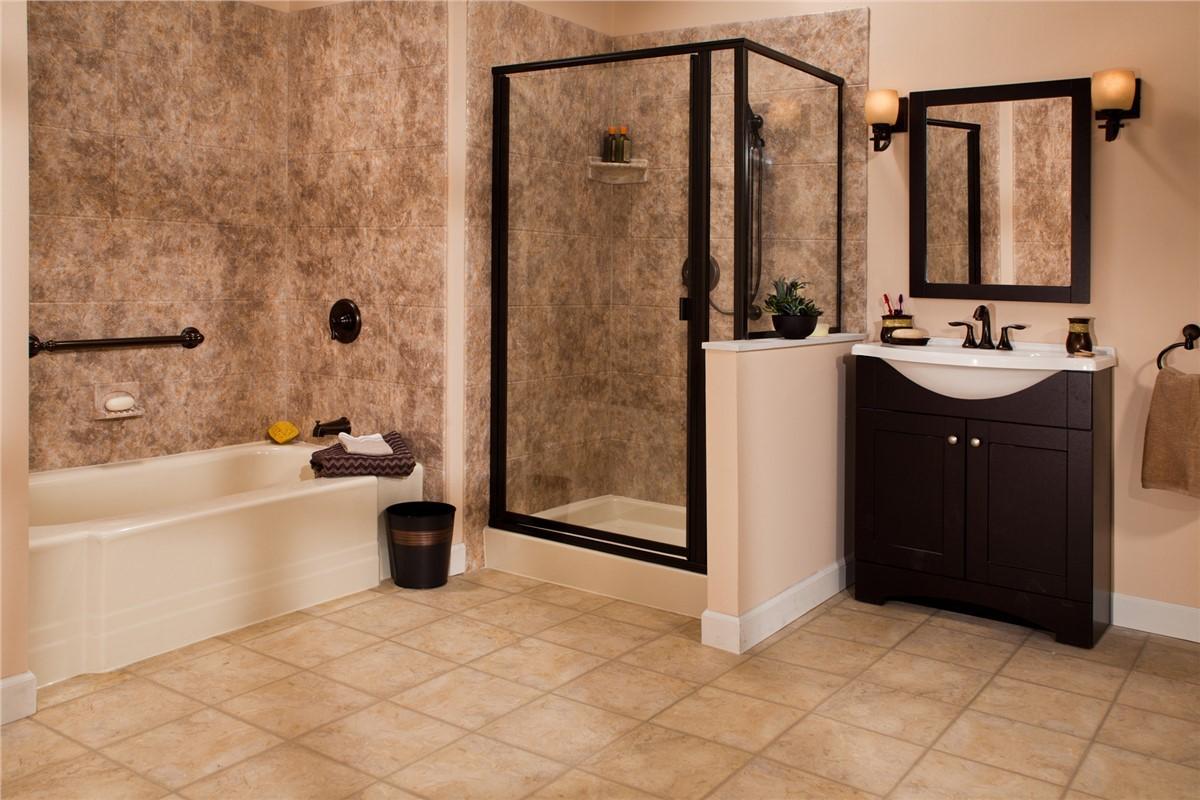 Shower Enclosures in New Jersey |Bathroom remodeling NJ | Bath Pros ...