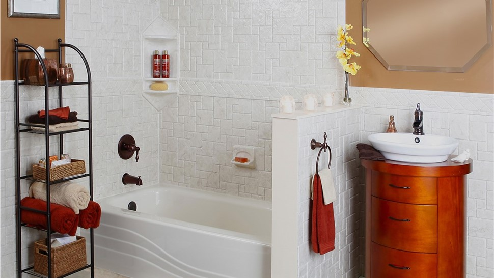 Bath Conversions - Shower-to-Tub Conversion Photo 1