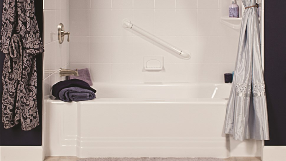 Elmira Bath Wall Surrounds | Bathtub Enclosures Elmira | Bath Planet ...