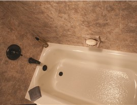Bathroom Remodel - Acrylic Wall Systems Photo 2
