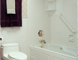 Bath Conversions - Shower-to-Tub Conversion Photo 3