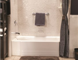 Bathroom Remodel - Bath Wall Surrounds Photo 2