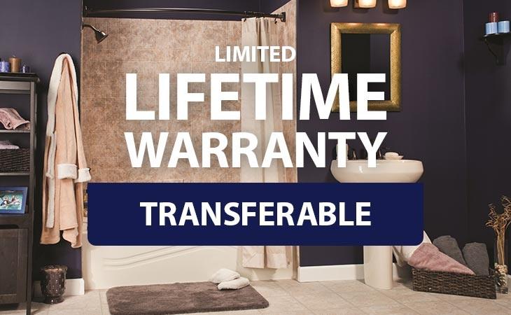 Transferable Limited Lifetime Warranty