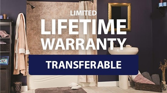 Transferable Limited Lifetime Warranty
