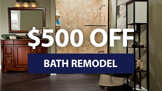 Spring Into Savings With $500 Off Any Remodeling Job!